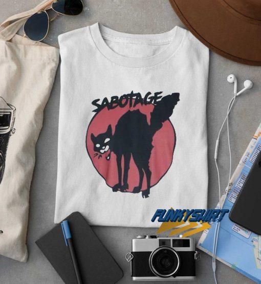 Anarchist Cat t shirt