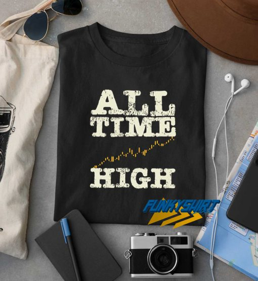 Bitcoin All Time High t shirt