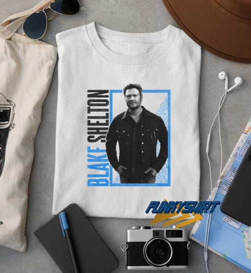 Blake Shelton Graphic t shirt