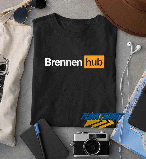 Brennen Hub t shirt