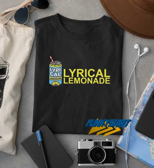 Can Lyrical Lemonade t shirt