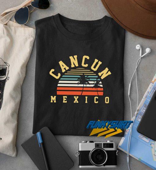 Cancun Mexico t shirt