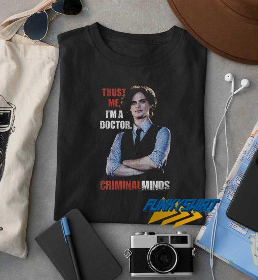 Criminal Minds Spencer Reid t shirt
