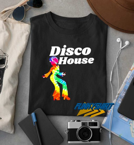 Disco House t shirt