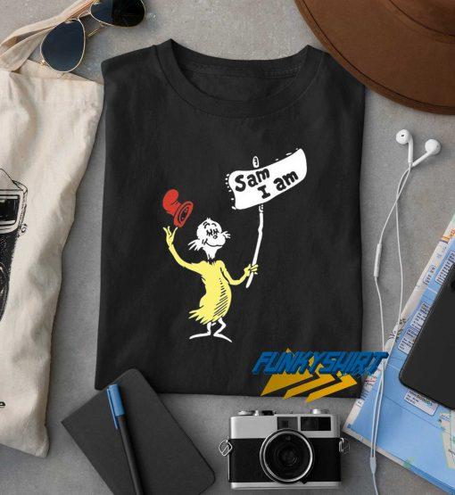 Dr Seuss Sam I Am t shirt