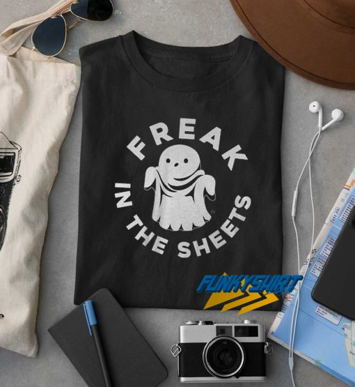 Freak in the Sheets Ghost t shirt