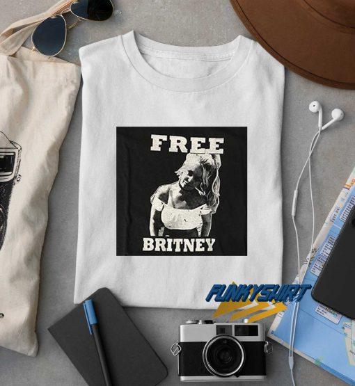 Free Britney Box t shirt