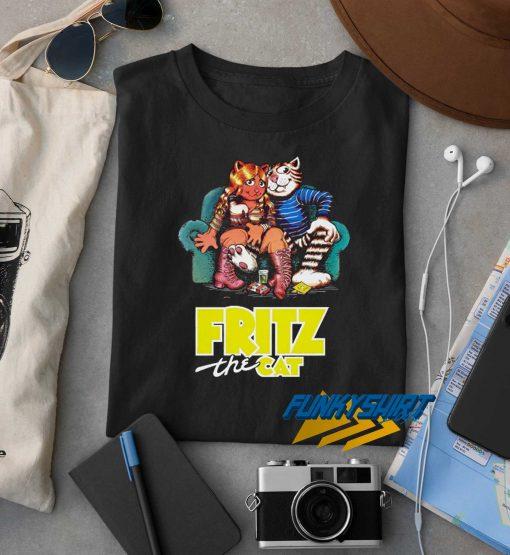 Fritz The Cat Movie t shirt