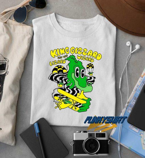 King Gizzard And Lizard t shirt