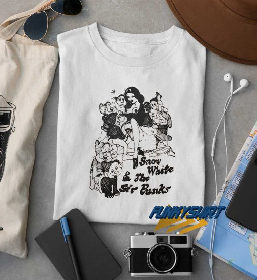 Lady Gaga Snow White t shirt