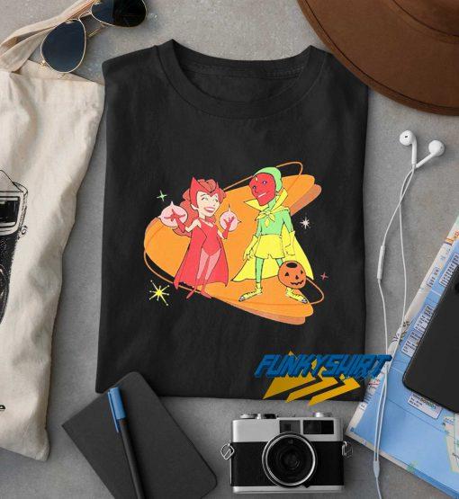 Marvel WandaVision t shirt