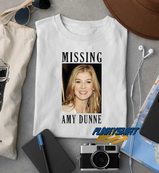 Missing Amy Dunne t shirt