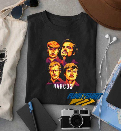 Narcos Vintage t shirt