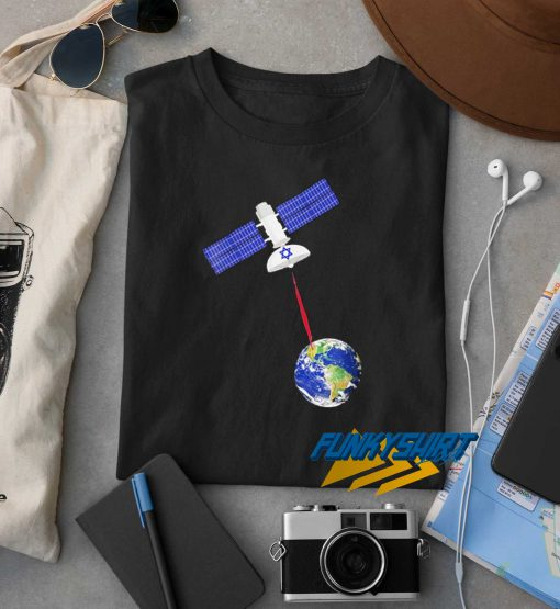 Official Jewish Space Laser t shirt