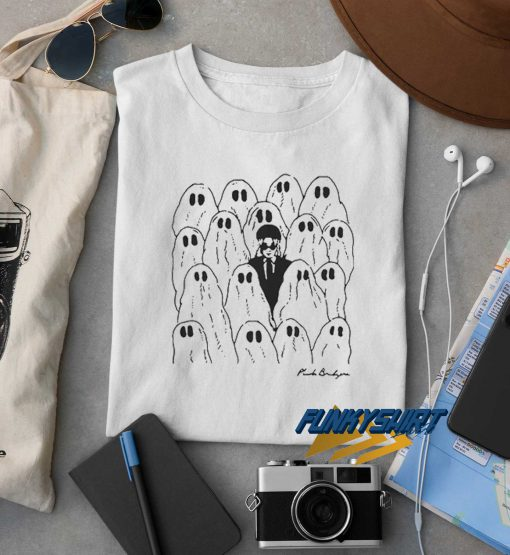 Phoebe Bridgers Ghost t shirt