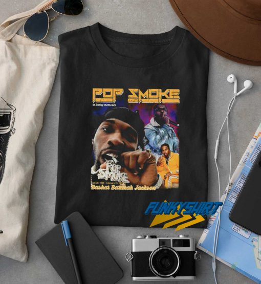 Pop Smoke Vintage t shirt