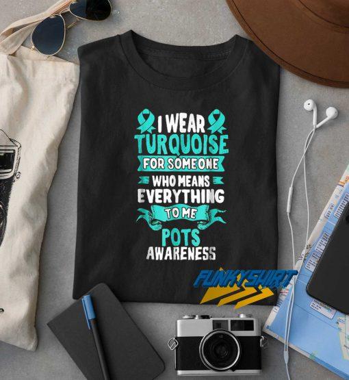 Pots Awareness t shirt