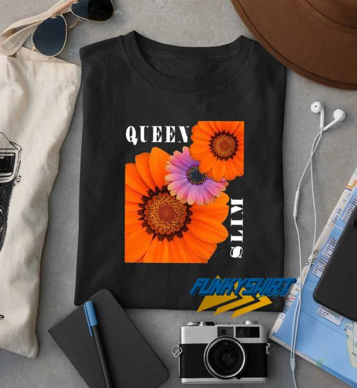 Queen And Slim Flowers t shirt