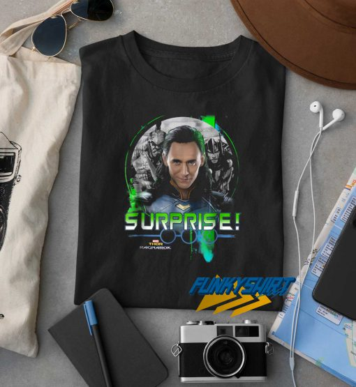 Ragnarok Loki Surprise t shirt