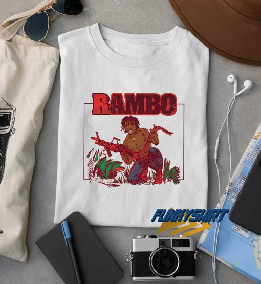 Rambo Suicideboys t shirt