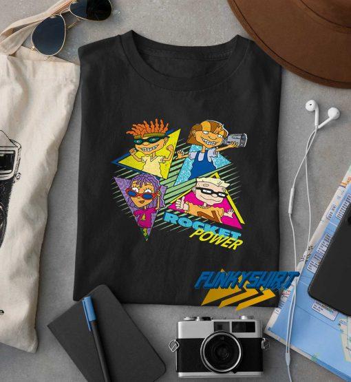 Rocket Power Graphic t shirt