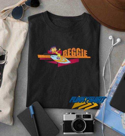 Rocket Power Reggie t shirt