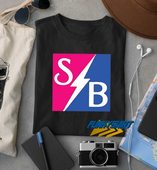 SIS vs BRO Logo t shirt