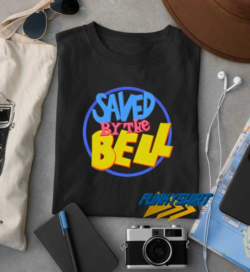 Saved By The Bell Logo t shirt