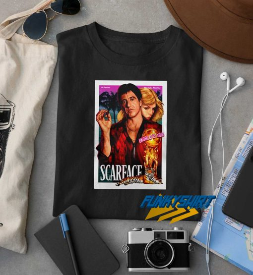 Scarface World is Your t shirt
