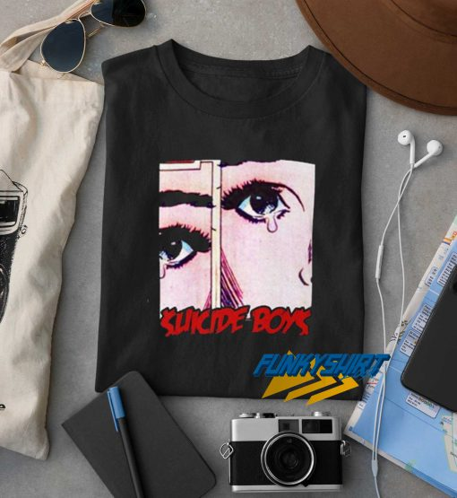 Suicideboys Crying t shirt