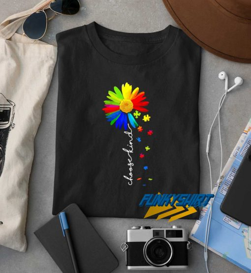 Sunflower Colorful Be Kind t shirt