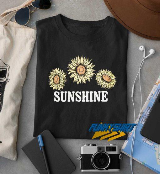 Sunshine Sunflowers t shirt