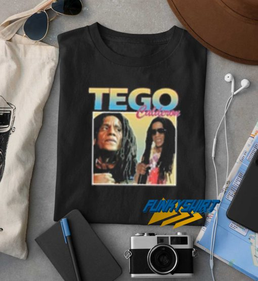 Tego Calderon Graphic t shirt