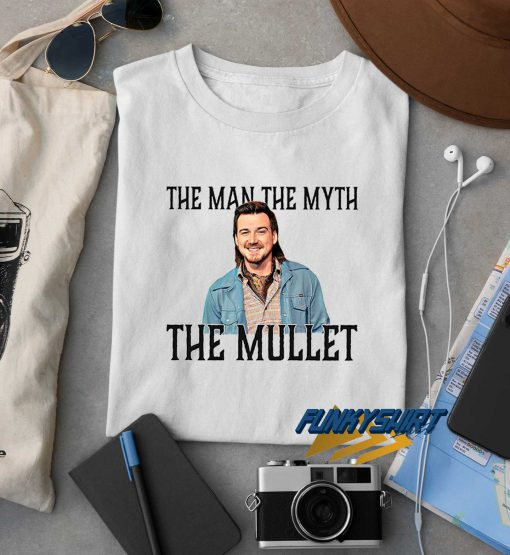 The Myth The Mullet t shirt