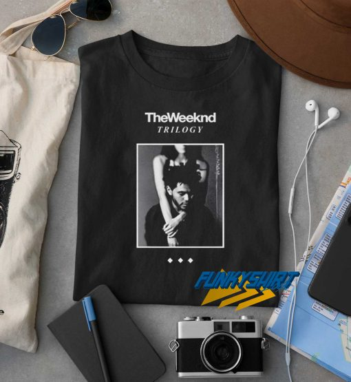 The Weeknd Trilogy t shirt