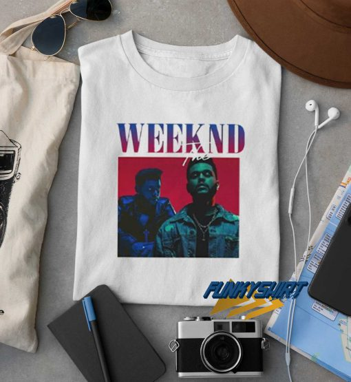 The Weeknd Vintage t shirt