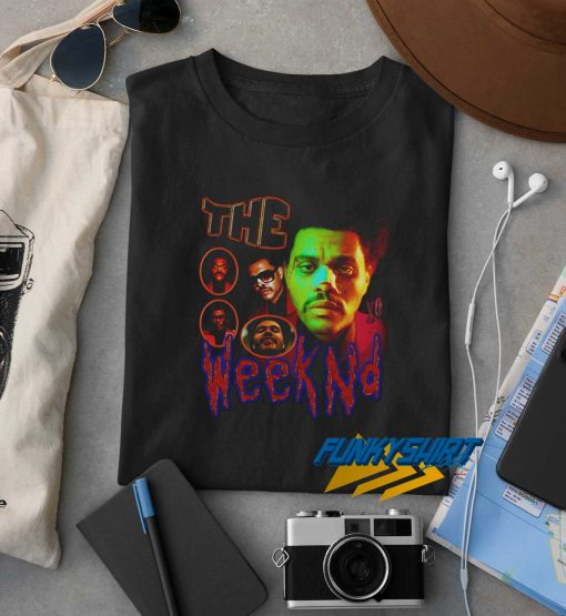 The Weeknd Vintage Art t shirt