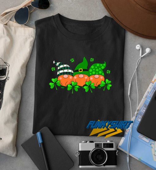 Three Gnomes St Patrick Day t shirt