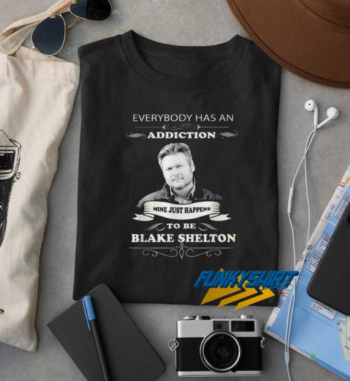 To Be Blake Shelton t shirt