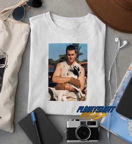 Tom Brady And Goat t shirt