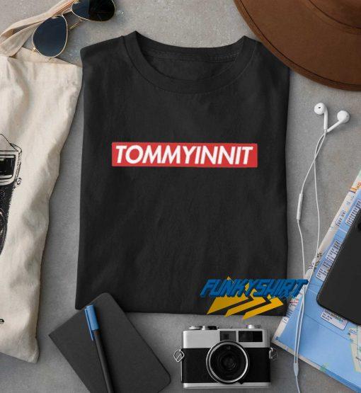 Tommyinnit Logo t shirt