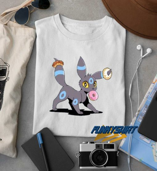 Umbreon Steal Donut t shirt