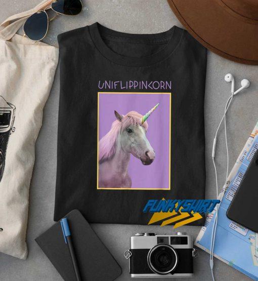 Uniflippincorn Unicorn t shirt