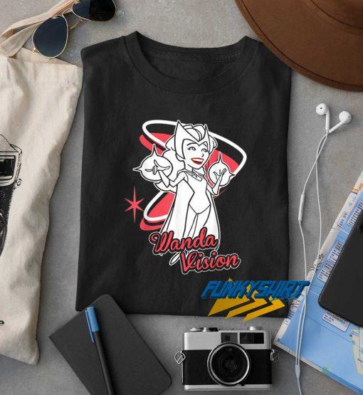 Wanda Vision Graphic t shirt