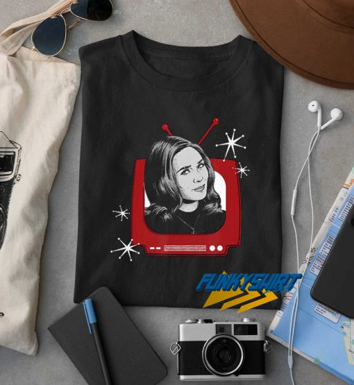 WandaVision Wanda TV t shirt