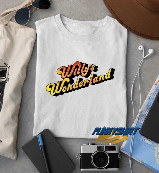 Willys Wonderland t shirt
