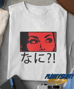 Nani Box Streetwear Anime t shirt