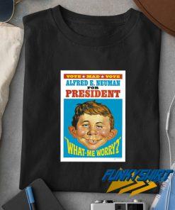 Alfred E Neuman Poster t shirt