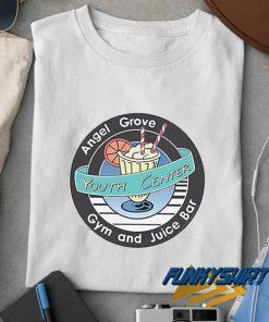 Angel Grove Juice Bar Parody t shirt
