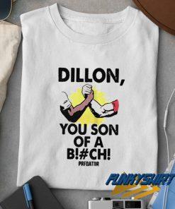 Dillon Predator Meme t shirt